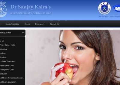 Dr Sanjay Kalra Dental Clinic