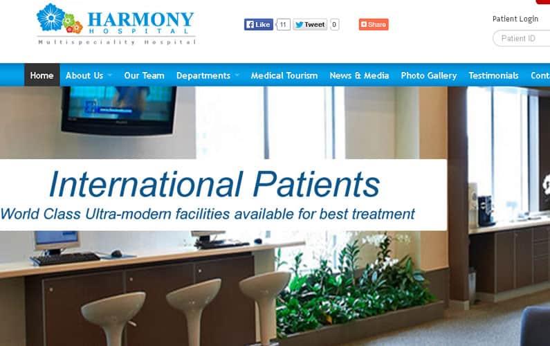 Harmony Hospital