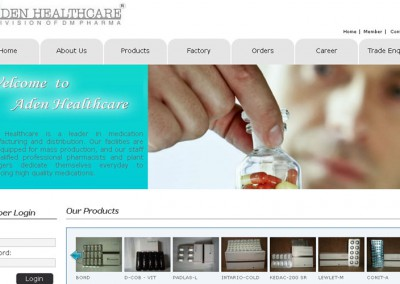 Aden Healthcare