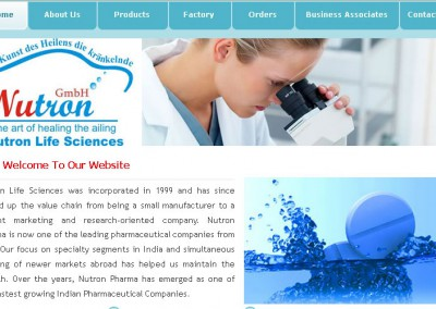 Nutron Pharma