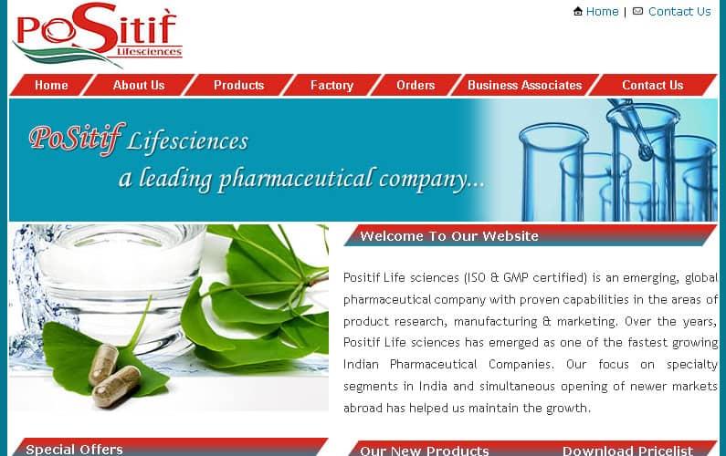 Positif Pharma
