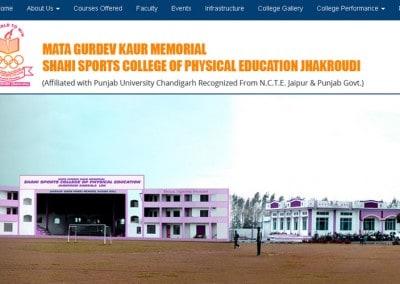 Shahi Sports College