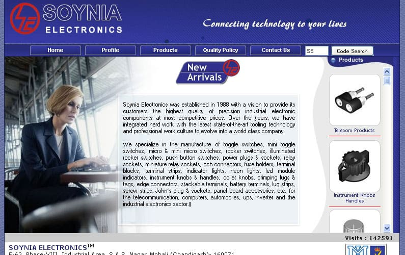 Soynia Electronics