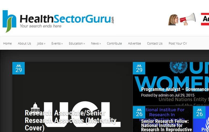Health Sector Guru